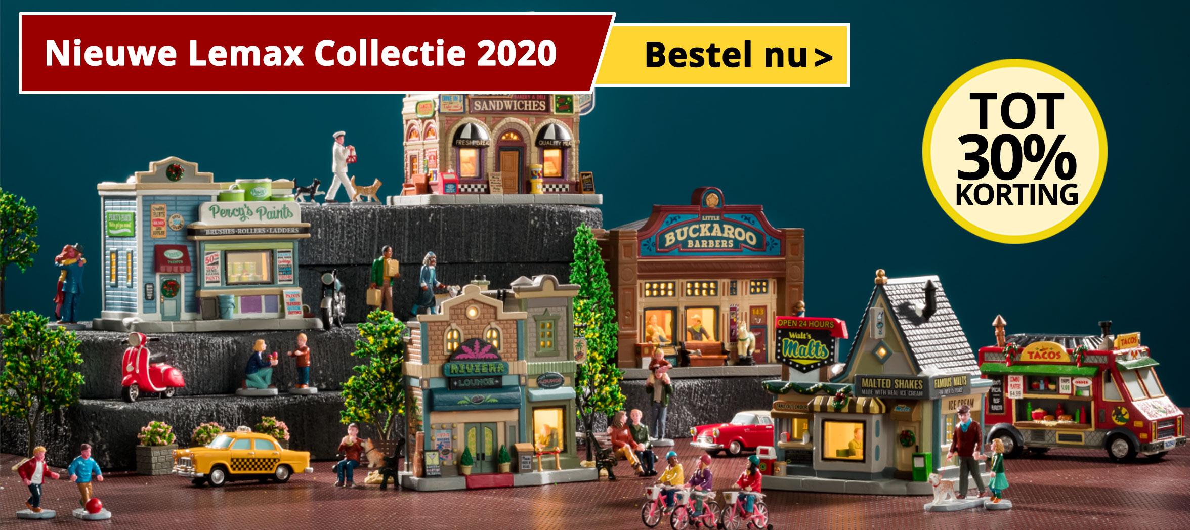 lemax-2020-nieuwe-collectie