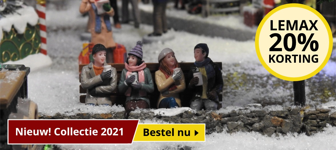 Lemax collectie 2021