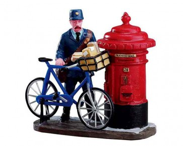 Lemax The Postman