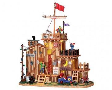 Lemax David'S Fort