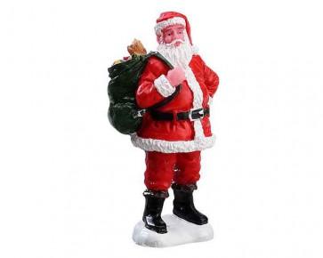 Lemax Santa Claus