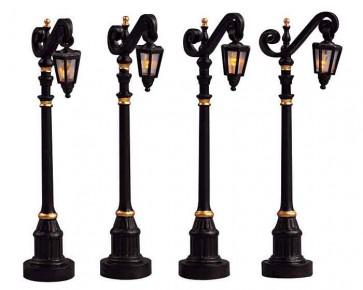 Lemax Colonial Street Lamp