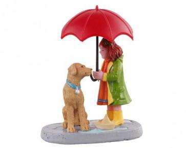 Lemax Umbrella Sharing