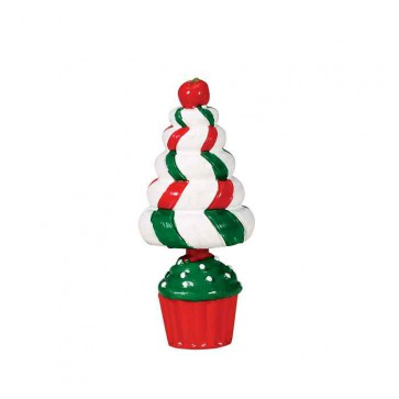 Lemax Peppermint Tree Topiary
