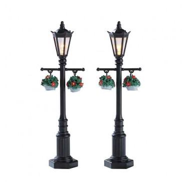Lemax Old English Lamp Post