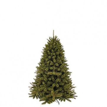Triumph Tree Forest frosted pine kunstkerstboom groen TIPS 618 - h155xd119cm