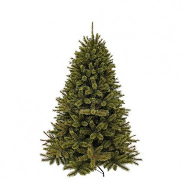 Triumph Tree Forest frosted pine kunstkerstboom groen TIPS 1248 - h215xd140cm