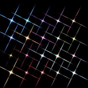Lemax Super Bright 20 Multi Color Flashing Light String