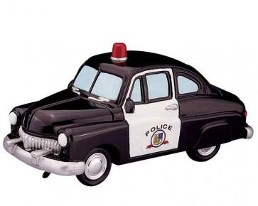 Lemax Police Squad Car