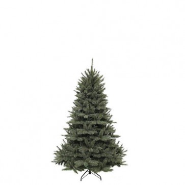 Triumph Tree Forest frosted kunstkerstboom newgrowth blue TIPS 396 - h120xd99c
