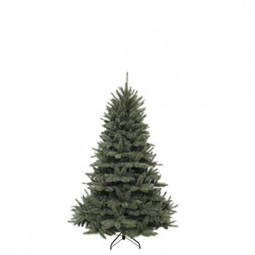 Triumph Tree Forest frosted kunstkerstboom newgrowth blue TIPS 618 - h155xd119