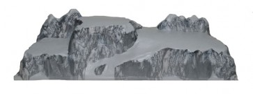 My Village Basis Kerstdorp Arlberg 120x40cm