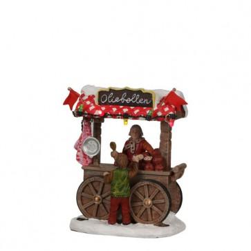 Luville Oliebollen Cart