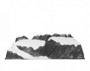 My Village Basis Kerstdorp Gletsjer 78X25cm