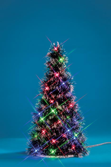 Multi Light Fir Tree
