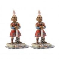 Efteling Wachters Indische waterlelies 2 stuks