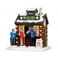 Lemax Waffle Hut