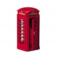 Lemax Telephone Booth