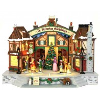 Lemax A Christmas Carol Play + 4,5 Volt Adapter