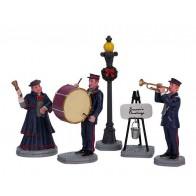 Lemax Christmas Band