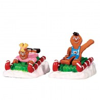 Lemax Sweet Sledding
