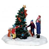 Lemax Christmas Catastrophe