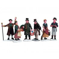 Lemax Village People Figurines