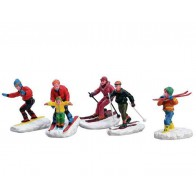 Lemax Winter Fun Figurines