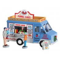 Lemax Funnel Cakes Food Truck