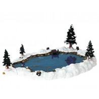 Lemax Mill Pond