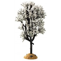 Lemax White Hawthorn Tree