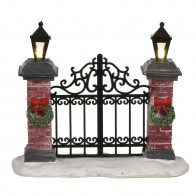 Luville Lighted Fence