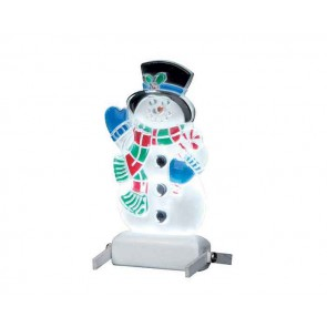 Lemax Yard Light - Snowman