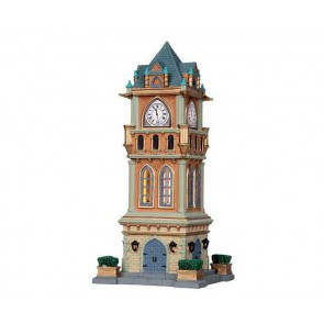 Lemax Municipal Clock Tower