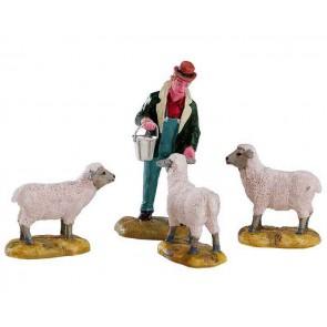 Lemax The Good Shepherd