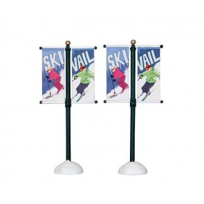 Lemax Street Pole Banner