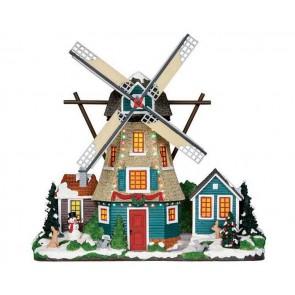 Lemax Windmill