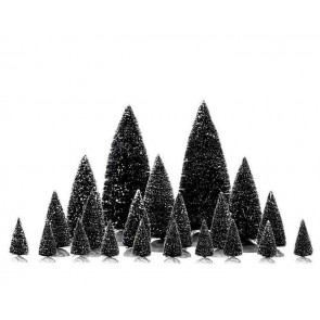 Lemax Assorted Pine Trees