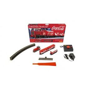 Hornby Coca Cola Kersttrein 1:76