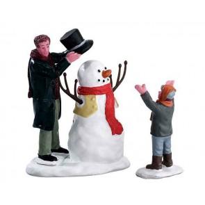 Lemax Sharp-Dressed Snowman