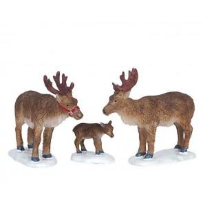 Lemax Reindeer