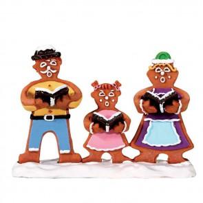 Lemax Gingerbread Carolers