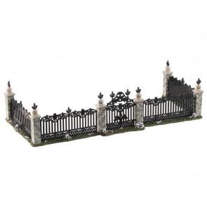 Lemax Bat Fence Gate