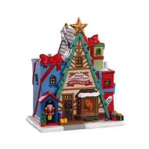 Lemax Nancy'S Christmas Boutique