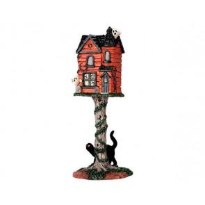 Lemax Haunted Birdhouse