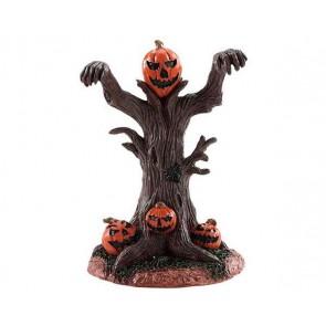 Lemax Evil Pumpkin Tree
