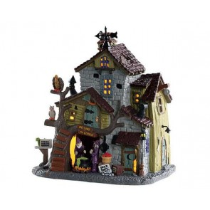 Lemax Witch And Warlock Residence