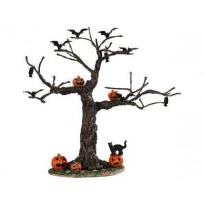 Lemax Batty For Pumpkins Tree