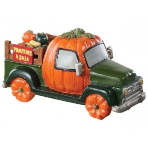 Lemax Pumpkin Truck