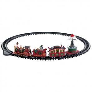 Lemax North Pole Railway